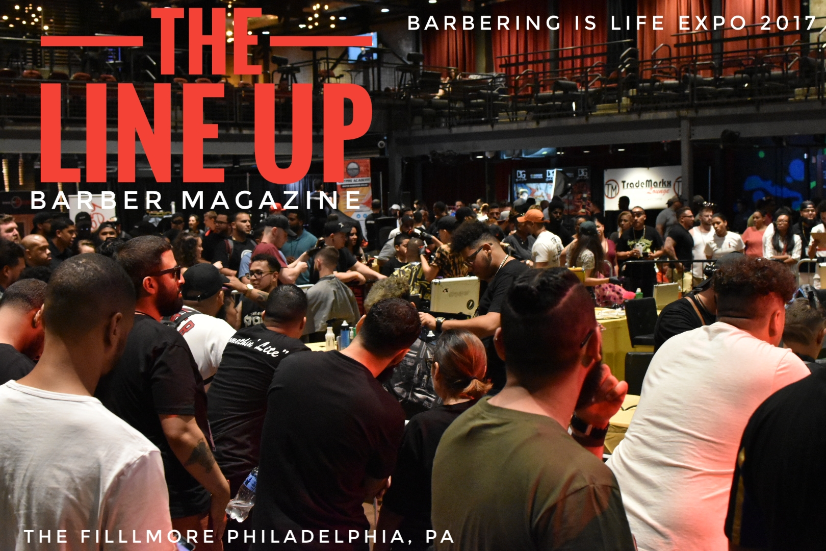 The Barbering Is Life Expo 2017 – The Line Up